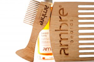 Ambre Beards Combs