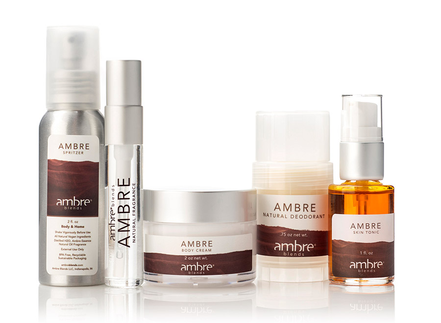 Ambre Pure Essence Oil